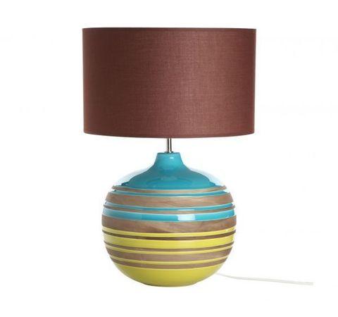 Элитная лампа настольная Marrocos широкая от Sporvil
