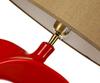 Элитная лампа настольная Red Passion высокая от Sporvil