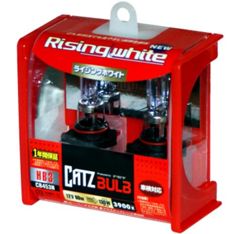 Газонаполненные лампы CATZ HB3 CB453N (3900К)