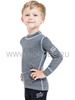 Терморубашка из шерсти мериноса Norveg Soft Grey детская