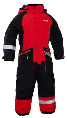 Комбинезон 8848 Altitude Monte Dore Suit Red детский
