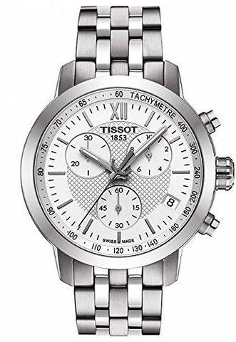 Купить Наручные часы Tissot Special Collections PRC 200 T055.417.11.018.00 по доступной цене