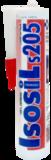 Герметик силиконовый Isosil S205 санитарный 280мл (25шт/кор)