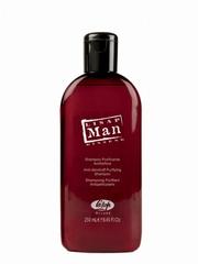 [Lisap Man] Anti-Dandruff Purifying Shampoo - Очищающий шампунь против перхоти для мужчин