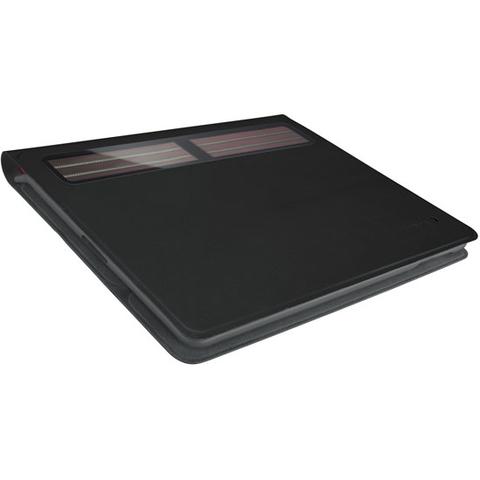 LOGITECH Solar Folio Black