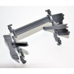 Крестик для укладки стеклоблоков ширина шва 5 мм.