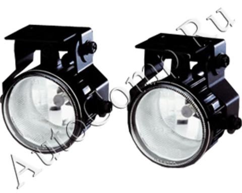 Галогенновые противотуманные фары IPF Rev X2 XL22 (золотистый)