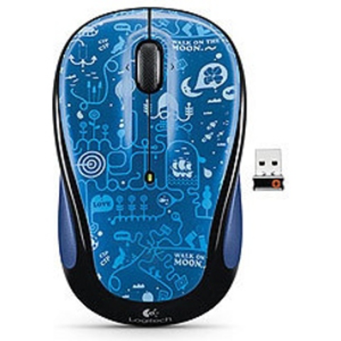 LOGITECH M325 Blue Smile