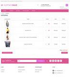 Шаблон интернет магазина - Clothes Wave