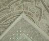 Элитный коврик для ванной Logo серый от Roberto Cavalli