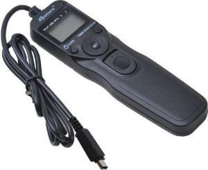 Пульт Aputure Digital LCD Timer Remote AP-TR3N для Nikon - проводной пульт ДУ, так же оснащен таймером. Совместим с фотоаппаратом Nikon