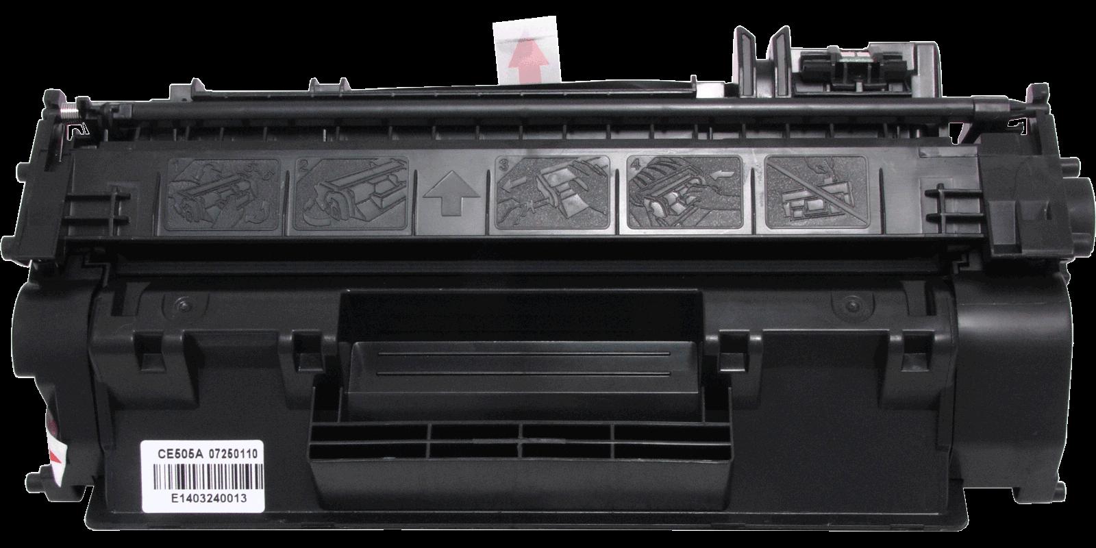 КАРАКУМ №05A CE505A, черный, до 2300 стр.