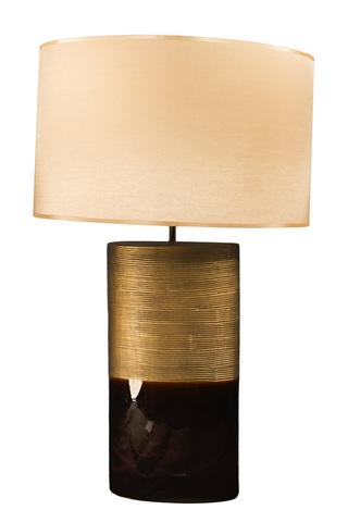 Элитная лампа настольная Оурен бежевая от Sporvil
