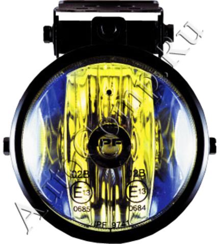 Галогенновые противотуманные фары IPF Rev X3 XL32 (золотистый)