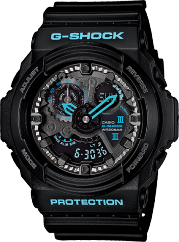 Купить Наручные часы Casio GA-300BA-1ADR по доступной цене