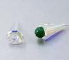 5540 Бусина - конус Сваровски Crystal AB 17 мм