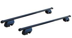 LUX Стандарт - багажник на рейлинги 1,2м