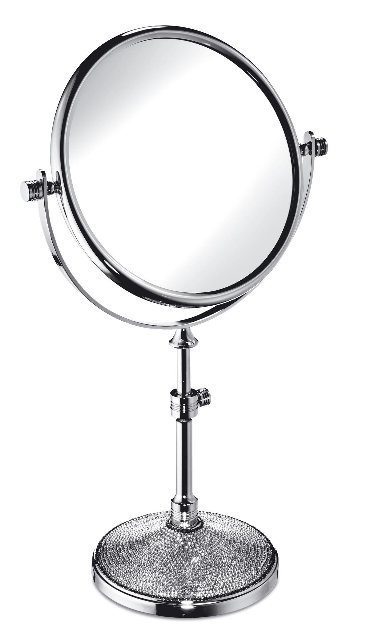 Зеркала Зеркало косметическое Windisch 99532CR 3X Starlight elitnoe-zerkalo-kosmeticheskoe-99532-starlight-ot-windisch-ispaniya-chrom.jpg