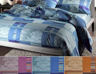 Постельное белье 2 спальное евро Caleffi Samantha розовое