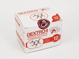 Средство для купирования гипогликемии Декстро 4 вишневый вкус (12 штук)