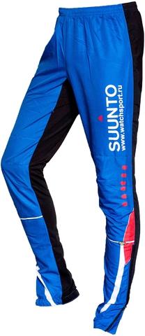 Брюки Noname Сборная России 2012 running pants синие