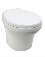 Туалет вакуумный SeaLand VacuFlush 4806 (12 В, белый)
