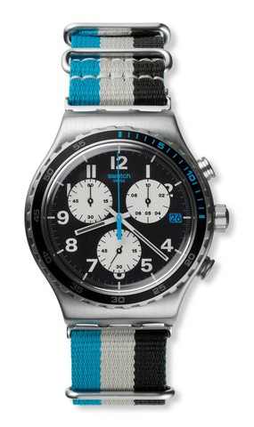 Купить Наручные часы Swatch YVS409 по доступной цене