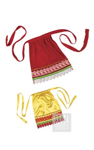 Фото Передник с кружевной отделкой рисунок Аксессуары для костюма, чтобы ваши праздники стали разнообразнее при меньших расходах на покупку нарядов!