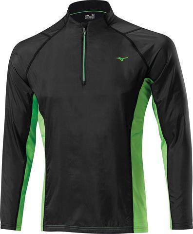 Термобелье рубашка Mizuno Breath Thermo®  Windtop