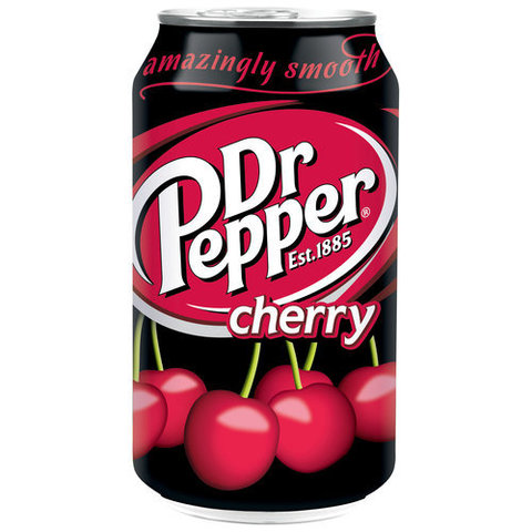 Газировка Dr. Pepper Cherry