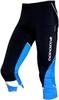 Капри Noname Capri o-tights black/blue/white