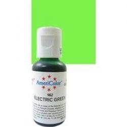 Краска краситель гелевый ELECTRIC GREEN 162, 21 гр