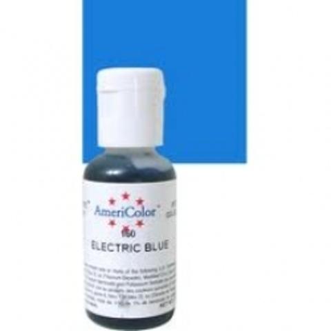 Краска краситель гелевый ELECTRIC BLUE 160, 21 гр
