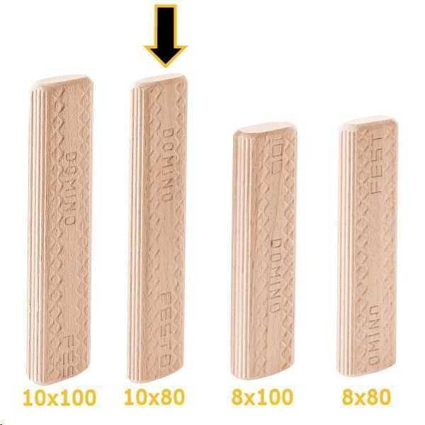 Дюбель для фрезера D 10x80/150 BU Festool 498214