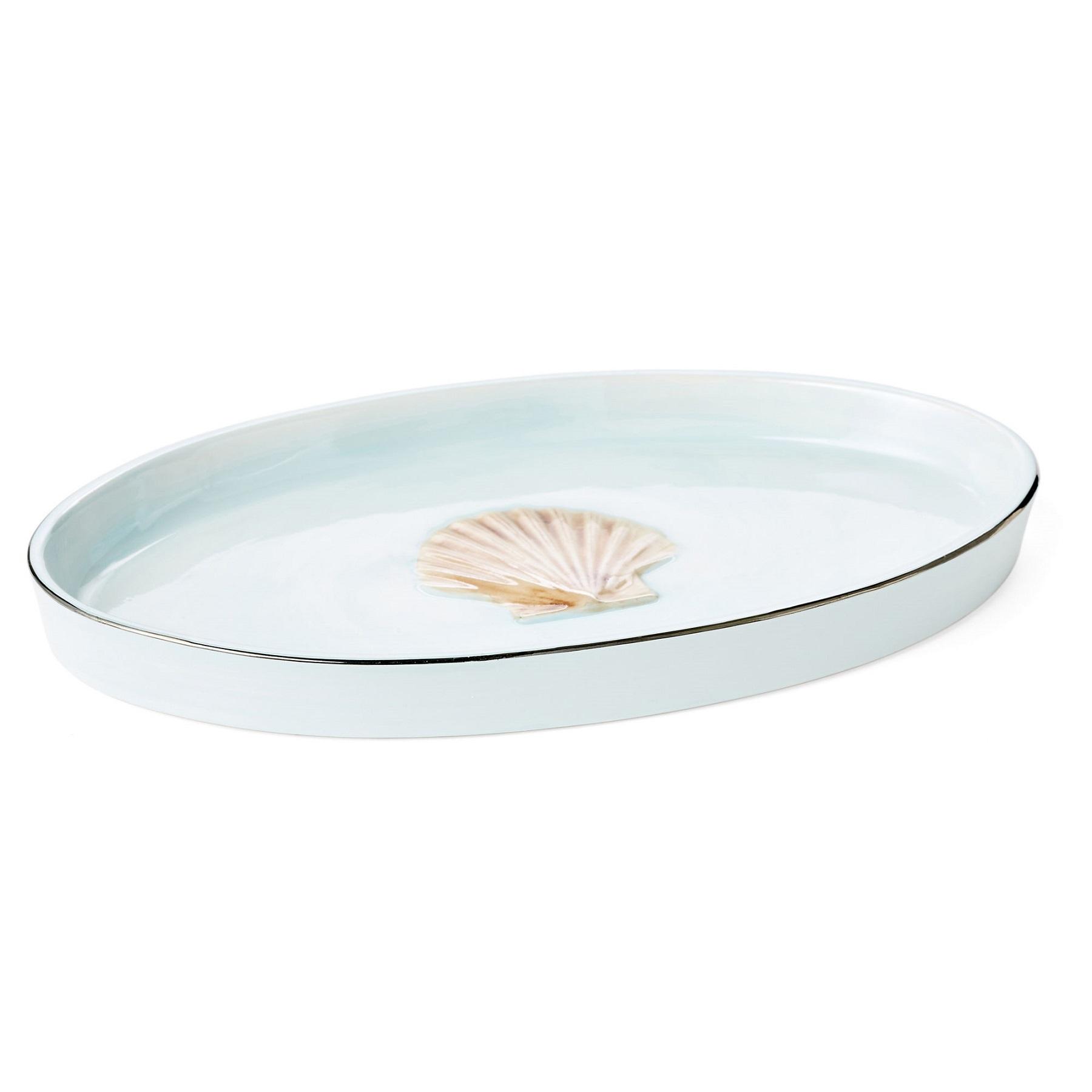 Подставка для предметов Mare Shells Seafoam от Kassatex