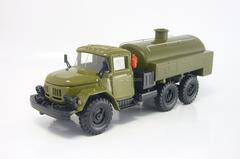 ZIL-131 tanker Workshop Zamyatin-Kazantsev USSR 1:43