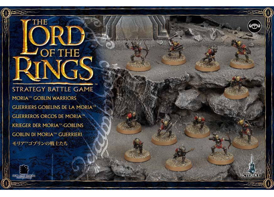 Moria Goblin Warriors
