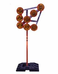 Световая стрелка на подставке
