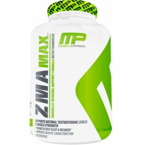 MusclePharm ZMA Max  60 капс.