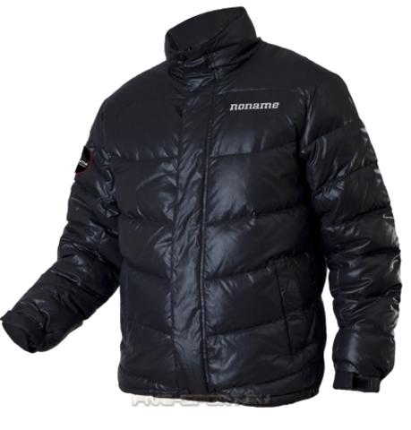 Куртка пуховая Noname Down черная