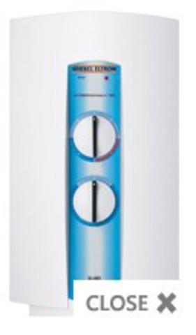 Проточный водонагреватель Stiebel Eltron DDC 45 E