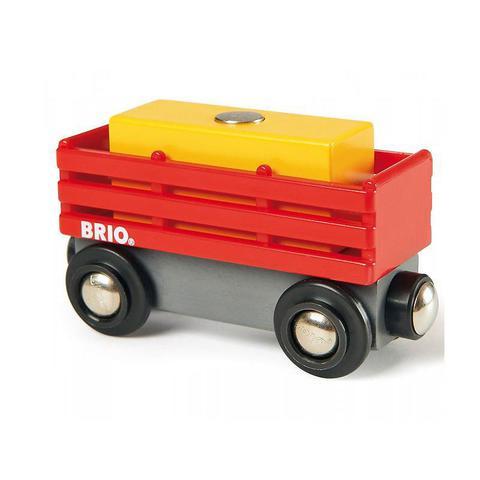33565 BRIO Вагон с грузом