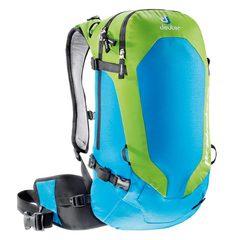 Рюкзак горнолыжный Deuter Provoke 16 turquoise/kiwi