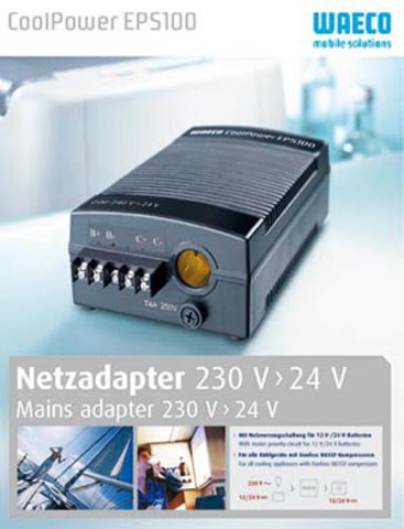 Преобразователь тока WAECO CoolPower EPS-100