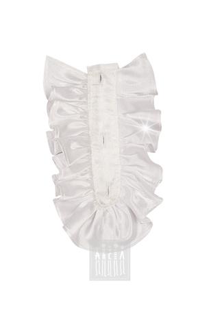 Фото Жабо атласное для бальной рубахи рисунок Одев костюм на выпускной в детский сад от Мастерской Ангел, маленькие модницы и щеголи будут выглядеть ослепительно!