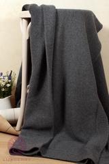 Элитный плед -покрывало Imperio 146 темно-серый от Luxberry