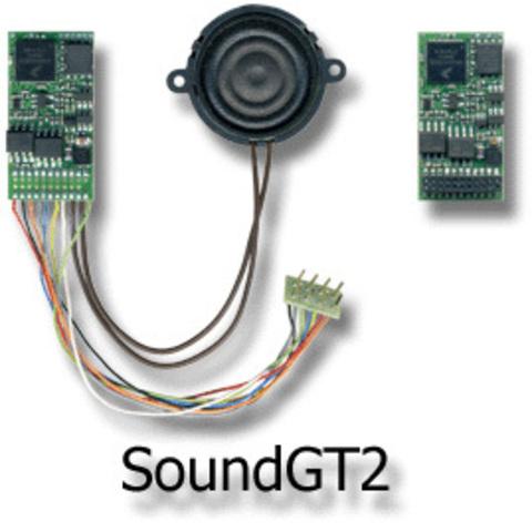 56123 Декодер SoundGT2, Звуковой модуль+цифр.декодер