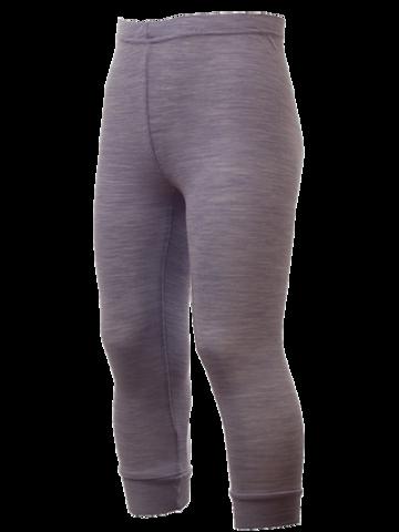 Терморейтузы из шерсти мериноса Norveg Wool Silk Lavender детские