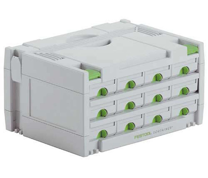 Сортейнер SYS 3-SORT/12 Festool 491986
