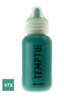 TEMPTU Pro S/B Airbrow Colour  - тон 072 Teal 8 мл
